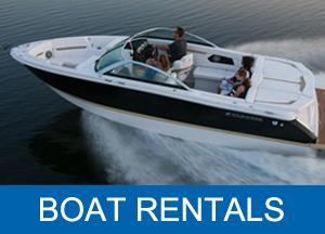Rent Your Boat Or Waverunner At Surdyke Boat Rental